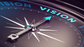 Business Vision Royalty Free Stock Photo