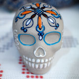 Day of the death skull Stock Photos